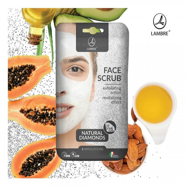 FACE SCRUB DIAMOND -...