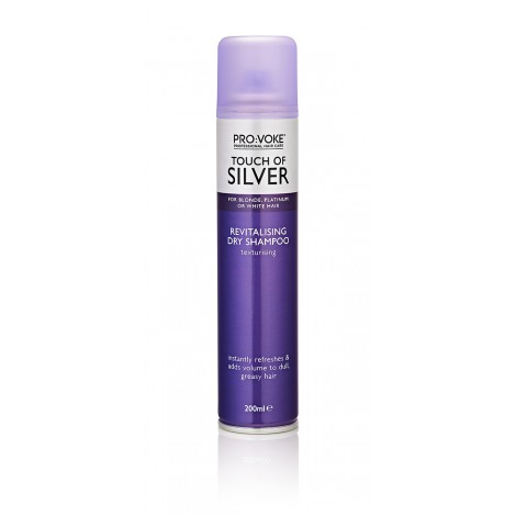 TOUCH OF SILVER REVITALISING DRY SHAMPOO - сухой шампунь